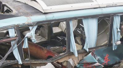 Над 20 души загинаха при автобусна катастрофа в Перу