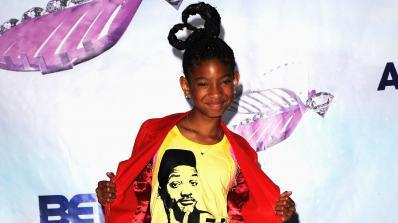 Обявиха дъщерята на Уил Смит за модна икона