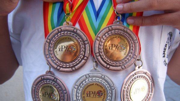 Българчета втори на Световната олимпиада по математика