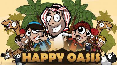 Happy Oasis става основен конкурент на FarmVille във Facebook