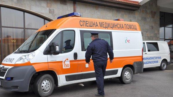 Двама загинаха при челен удар в София