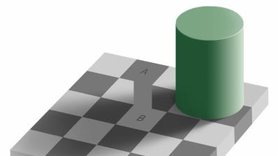 Илюзията на шахматната сянка