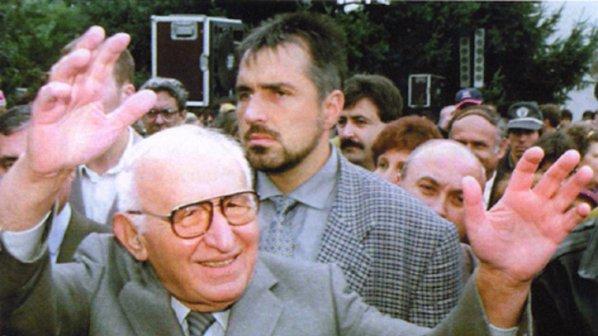 Бойко Борисов: Тодор Живков има трайно място в историята