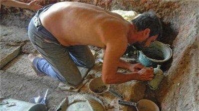Откриха тракийско съкровище