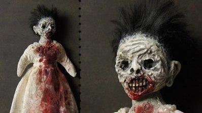 Руснак държи 29 мумии - кукли вкъщи