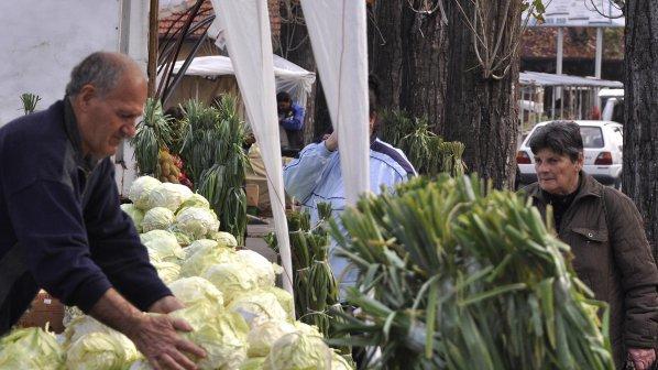 Българските домати и зелки отиват в историята