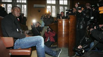 Намалиха присъдата на Гара Дембеле