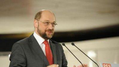 Мартин Шулц бе избран за председател на ЕП