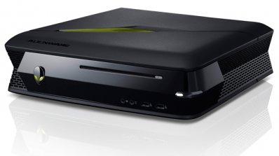 Alienware пуска компактен гейм компютър