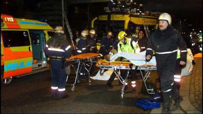 Жестока автобусна катастрофа в Анкара
