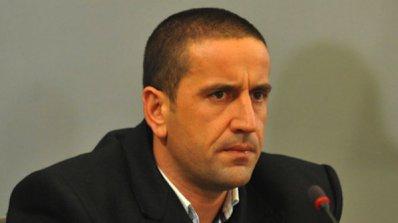 Мирослав Найденов: Георги Харизанов ще бъде временно отстранен от длъжност