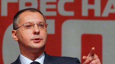 Сергей Станишев: Не съм хвърлял ръкавица на Първанов, нямам в наличност