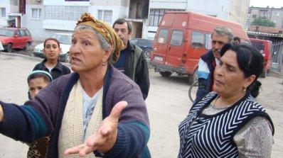 Парите за ромите не отивали при ромите