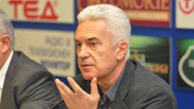 Волен Сидеров: Ако Десислава Атанасова е тежката артилерия, аз съм папа Бенедикт XVI
