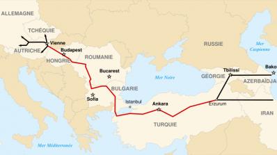 """Българската част на """"Набуко"""" стана национален обект"""