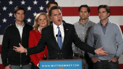 Мит Ромни тръгна срещу Барак Обама