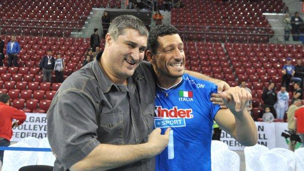 Любо Ганев: Силвано Пранди е идеалният треньор