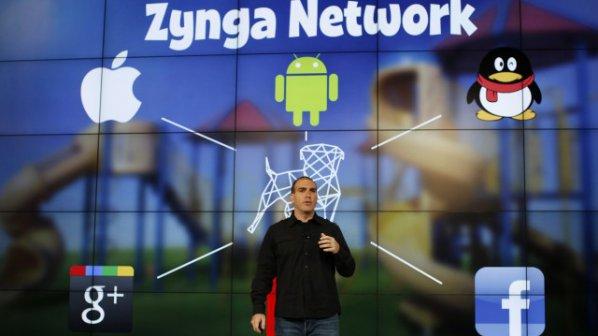 Zynga създаде социална мрежа за геймъри