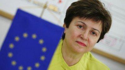 Едно от корумпираните ченгета се оказа племенник на Кристалина Георгиева