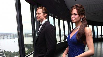 Брад Пит и Анджелина Джоли минават под венчилото този уикенд