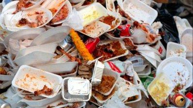 Американците изхвърлят годишно половината от храната си