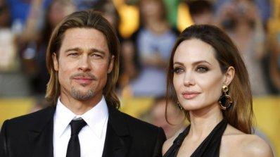 Анджелина Джоли и Брад Пит са на почивка във Франция