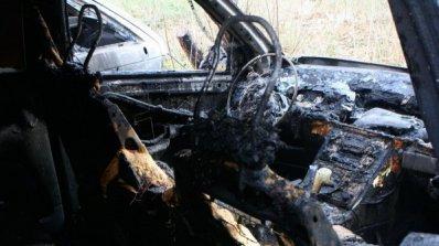 Запалиха автомобил в силистренско село