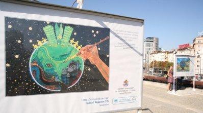 """Международният конкурс за детска рисунка """"Рисувай за планетата"""" представя 21-вото си издан"""