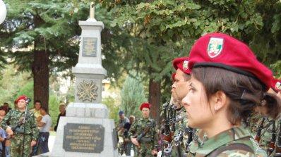 Започнаха честванията за 100-годишнината от Балканската война (снимки)