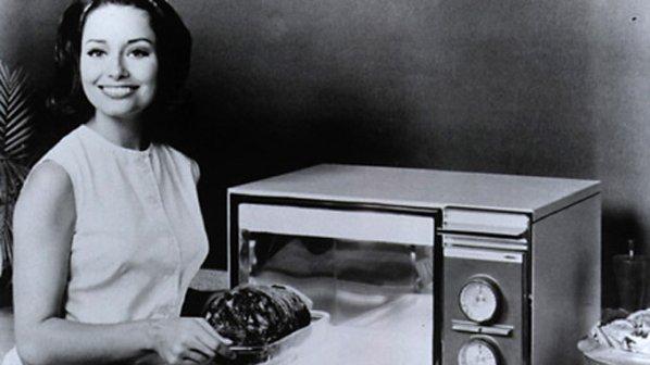 """Резултат с изображение за """"САЩ е патентована микровълновата печка."""""""""""