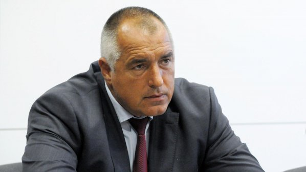 Бойко Борисов се срещна с председателя на Общия съд на ЕС