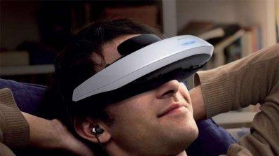 Sony представи нов 3D шлем