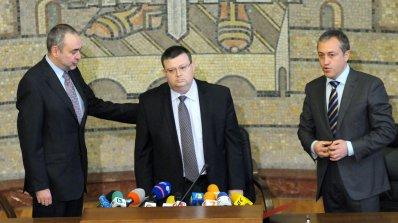 Сотир Цацаров положи клетва като главен прокурор