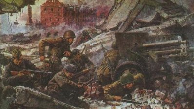 Русия чества 70 г. от битката за Сталинград