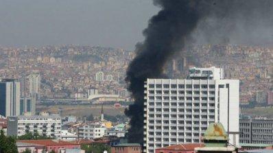 Няма пострадали българи при взрива в Анкара