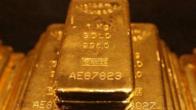 Златото поевтиня