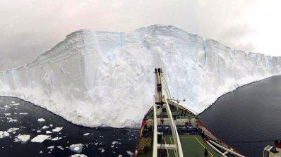 Нова британска научна станция започна работа в Антарктика