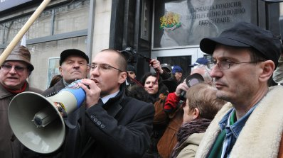 Узаконяване на циганските гета води до разпад на държавата, смята Джамбазки
