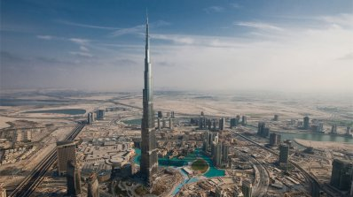 Burj Khalifa вече може да се разглежда с Google Street View