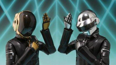 Daft Punk пускат екшън фигурки