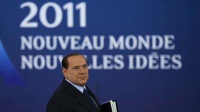 Силвио Берлускони пристана на кабинета