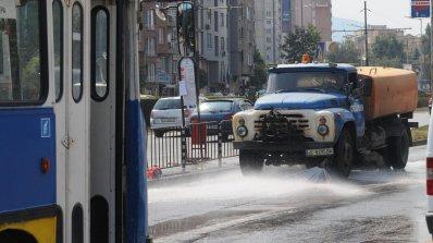 Пловдивска фирма съди общината заради убитата от тролейбусни жици