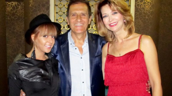 Софи Бард се включи в турнето на Роси Кирилова и Панайот Панайотов