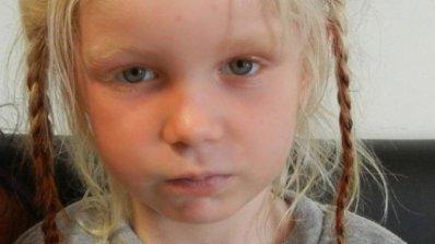 Над 5000 обаждания за русото ангелче от циганския катун
