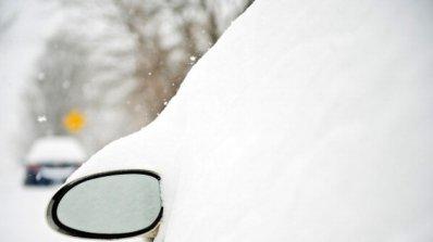 Първият сняг пада след 10 дни