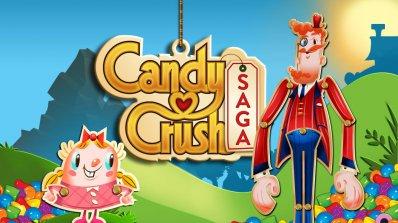 Candy Crush достигна 500 милиона инсталации