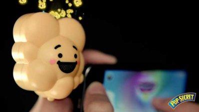 Създадоха мобилна игра с мирис на пуканки
