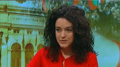 Калина Крумова: Сидеров не ме е водил на плажа Варадеро