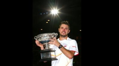 Вавринка е новият шампион в Австралия