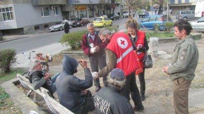 БЧК с проект за бездомните